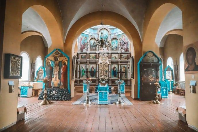 Russian Orthodox Church in Trakai | things to do in Trakai
