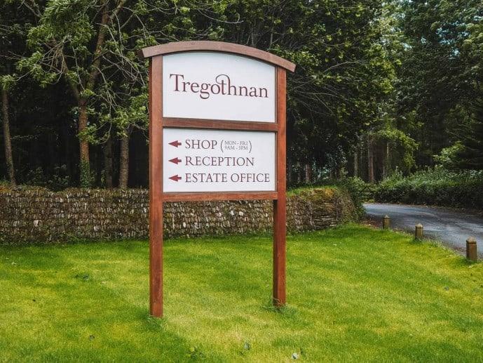 Tregothnan Estate
