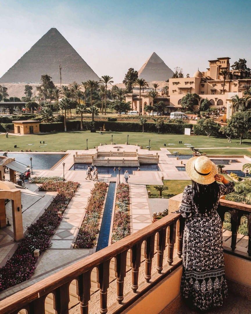 mena house hotel cairo