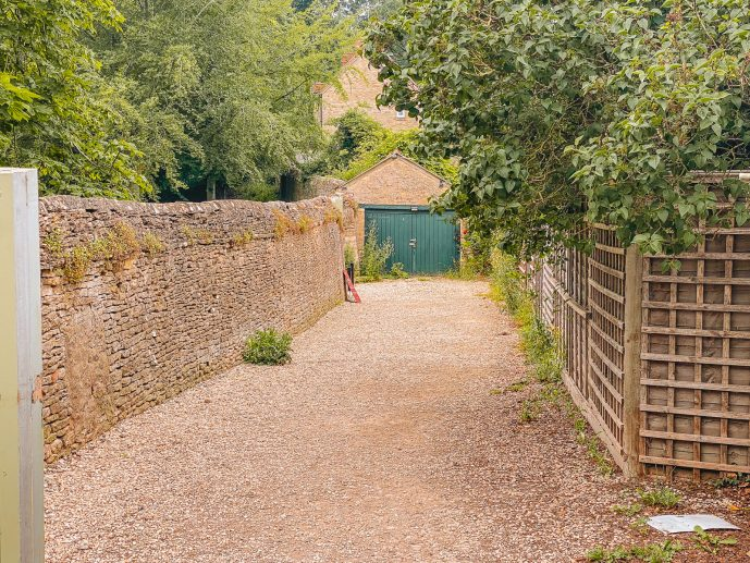 Woodstock Blenheim free entry gate