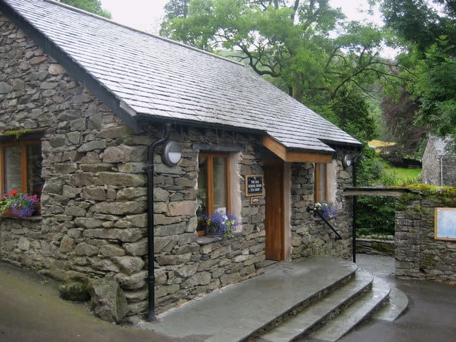 The Old School Room Tea Shop   geograph.org .uk   1392628