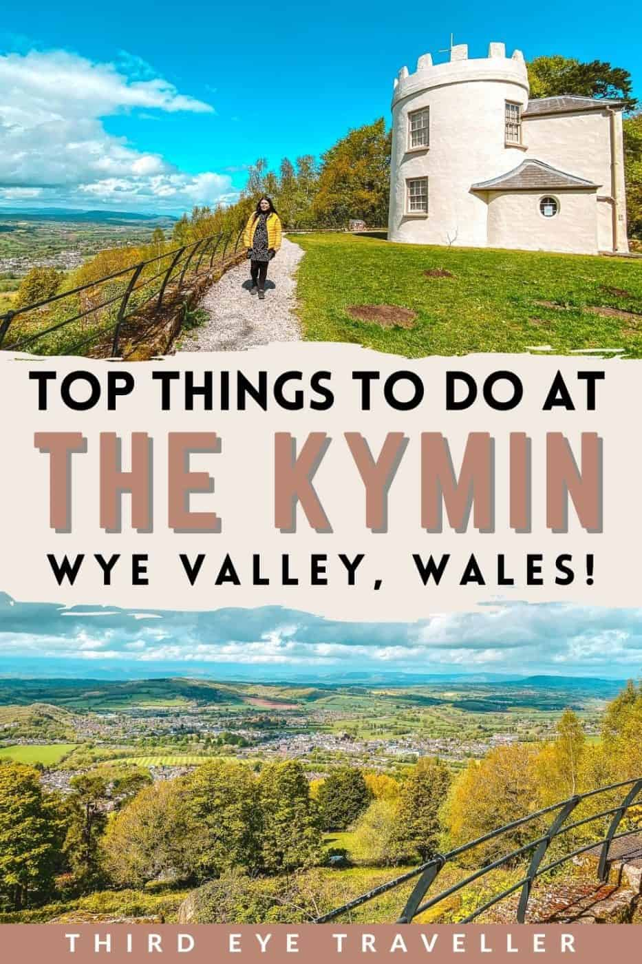 Things to do at The Kymin Monmouth