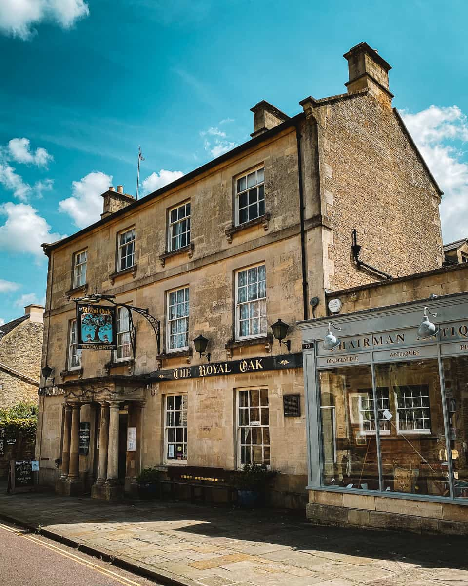 The Royal Oak Corsham Cotswolds