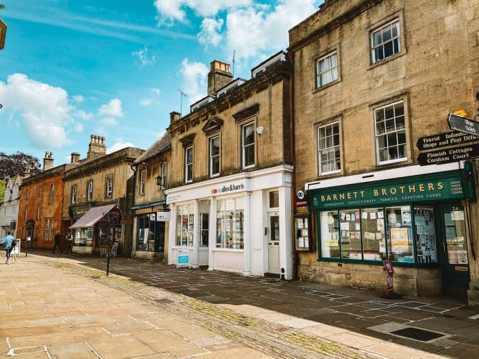 Things to do in Corsham Cotswolds