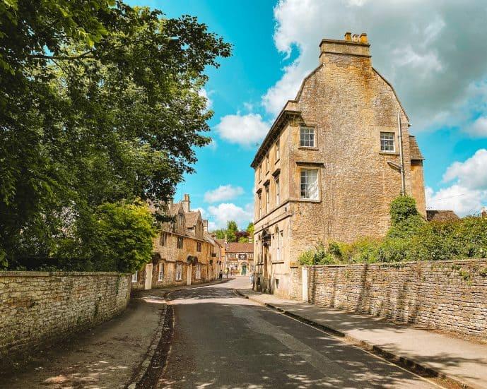 Corsham historic buildings