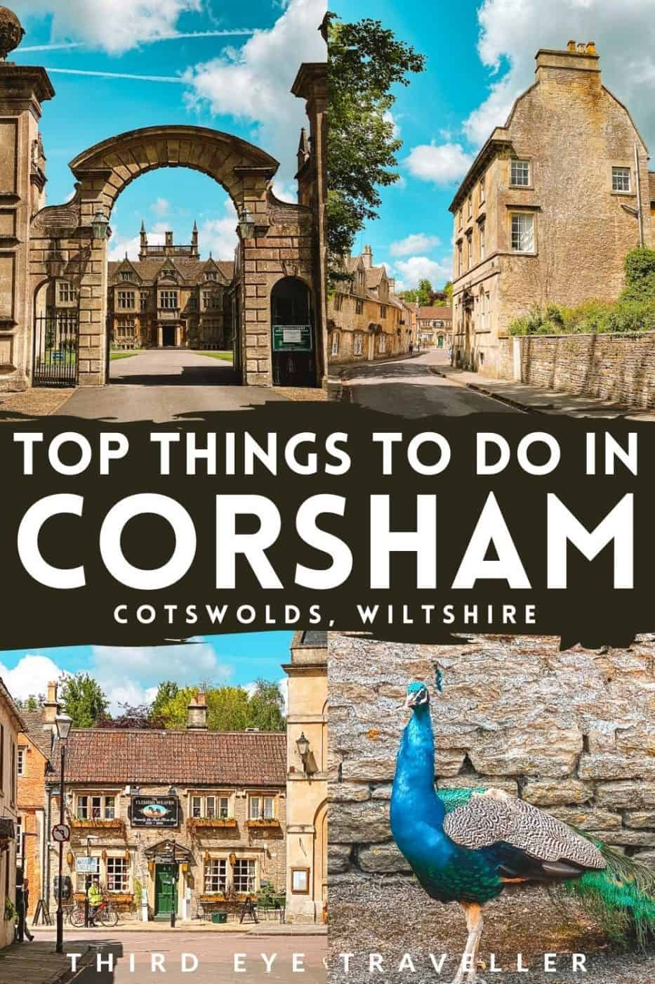Things to do in Corsham Cotswolds Wiltshire