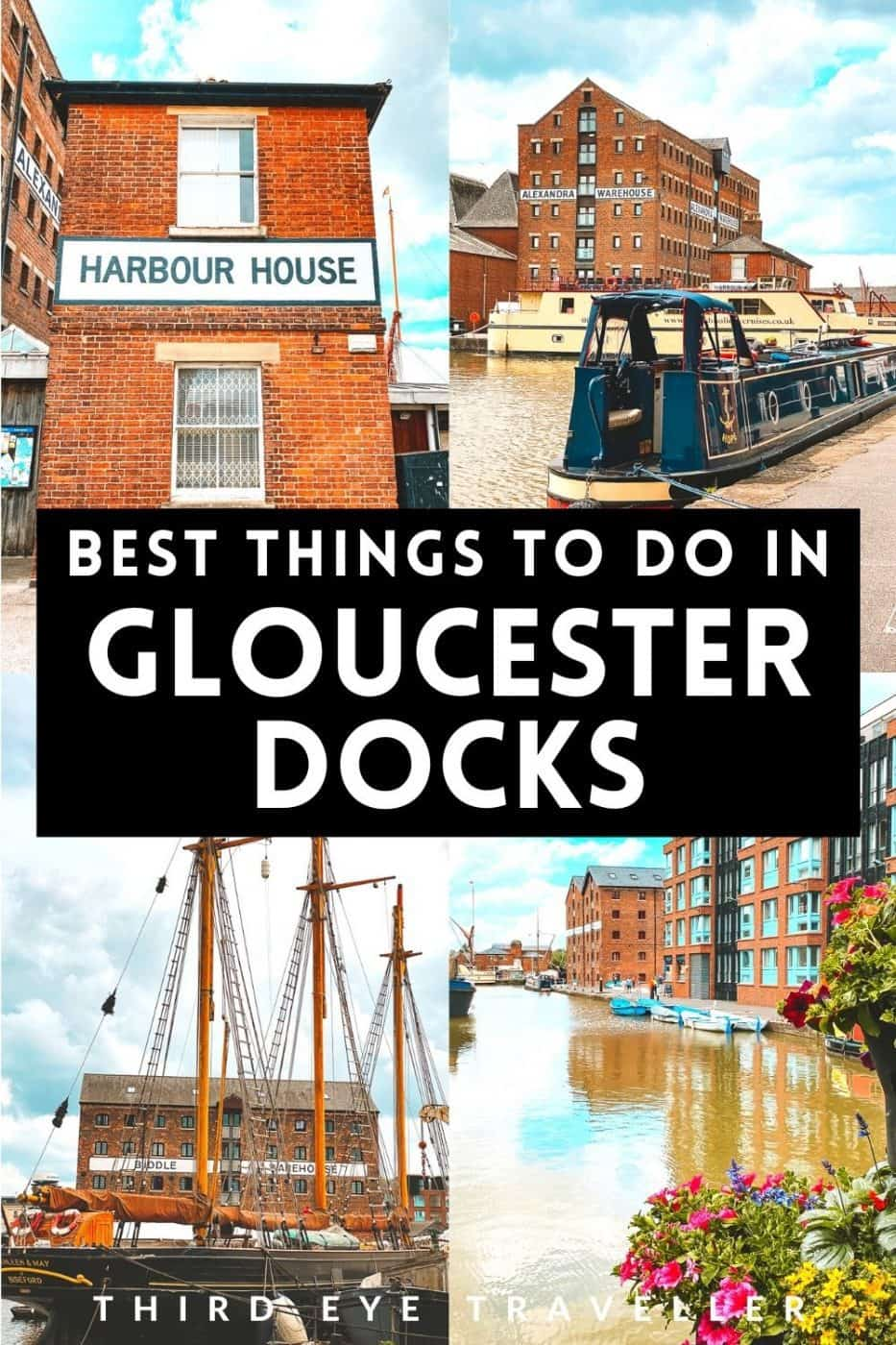 Things to do in Gloucester Docks and Quays