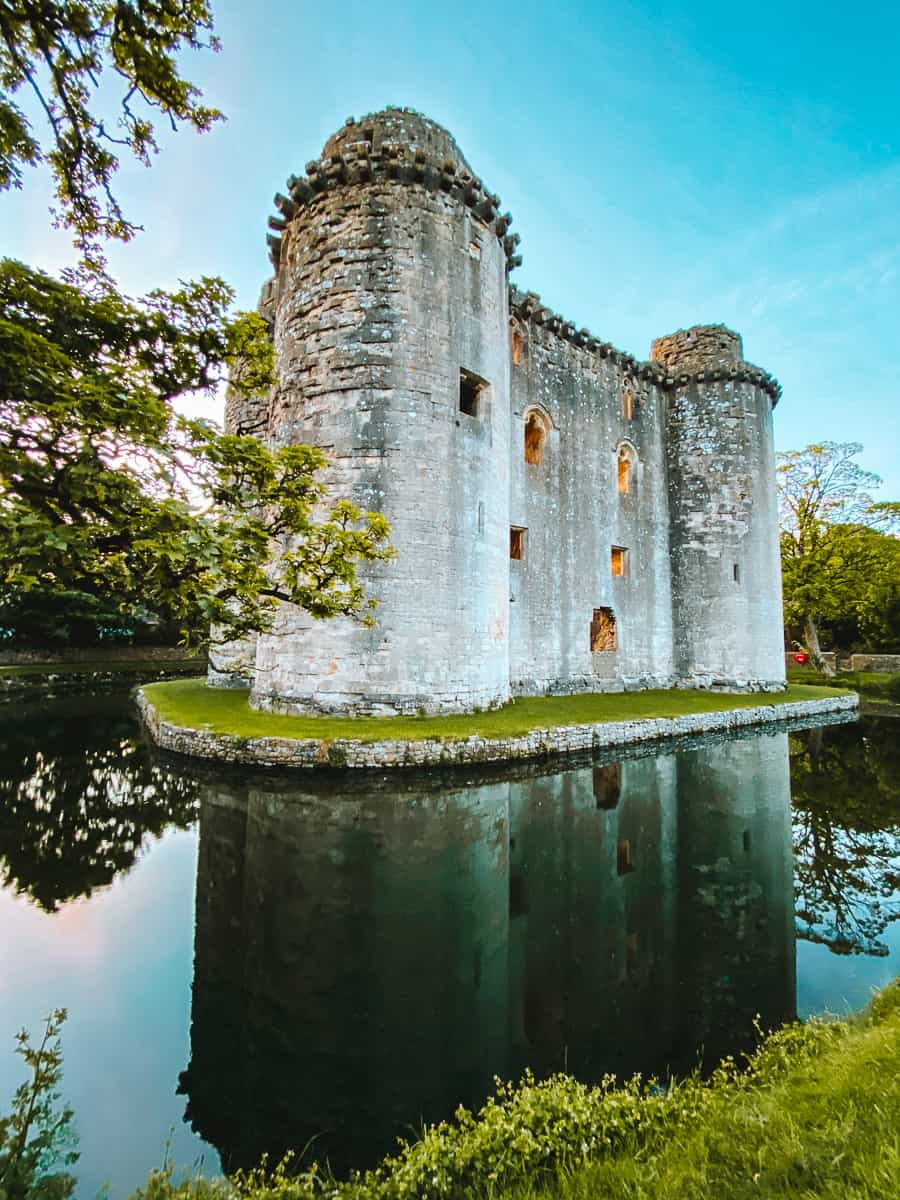 Nunney Castle Somerset