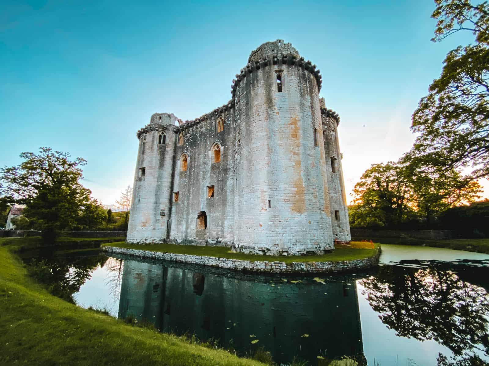 Things to do in Nunney Castle Somerset