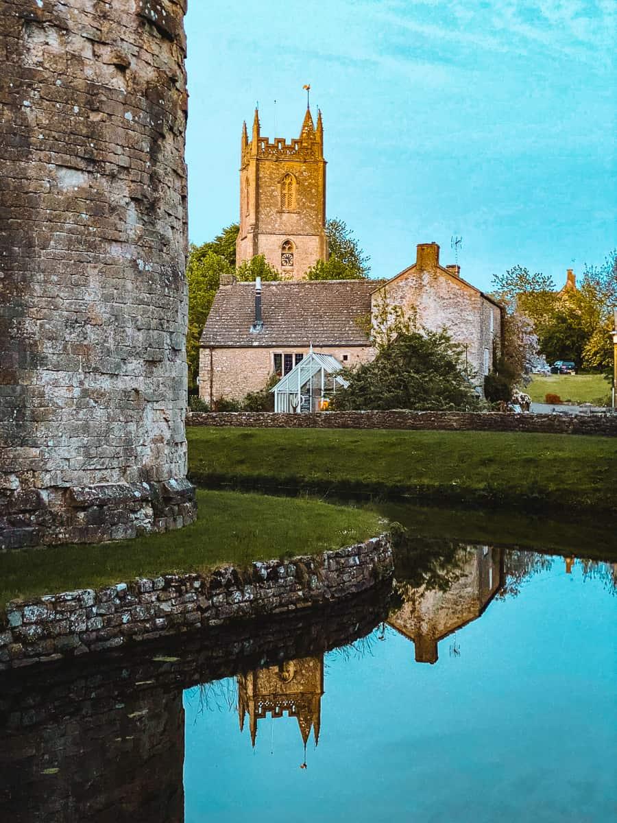 Nunney Church of All Saints