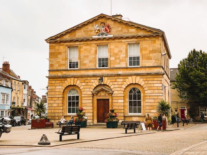 Things to do in Woodstock Town Hall