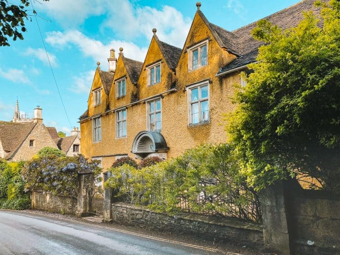 The Dr Dolittle House Castle Combe