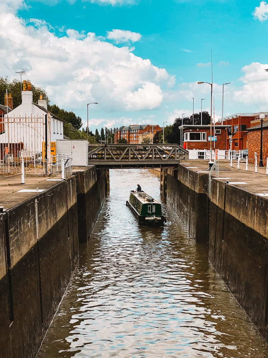 Things to do in Gloucester Docks Canal Boat