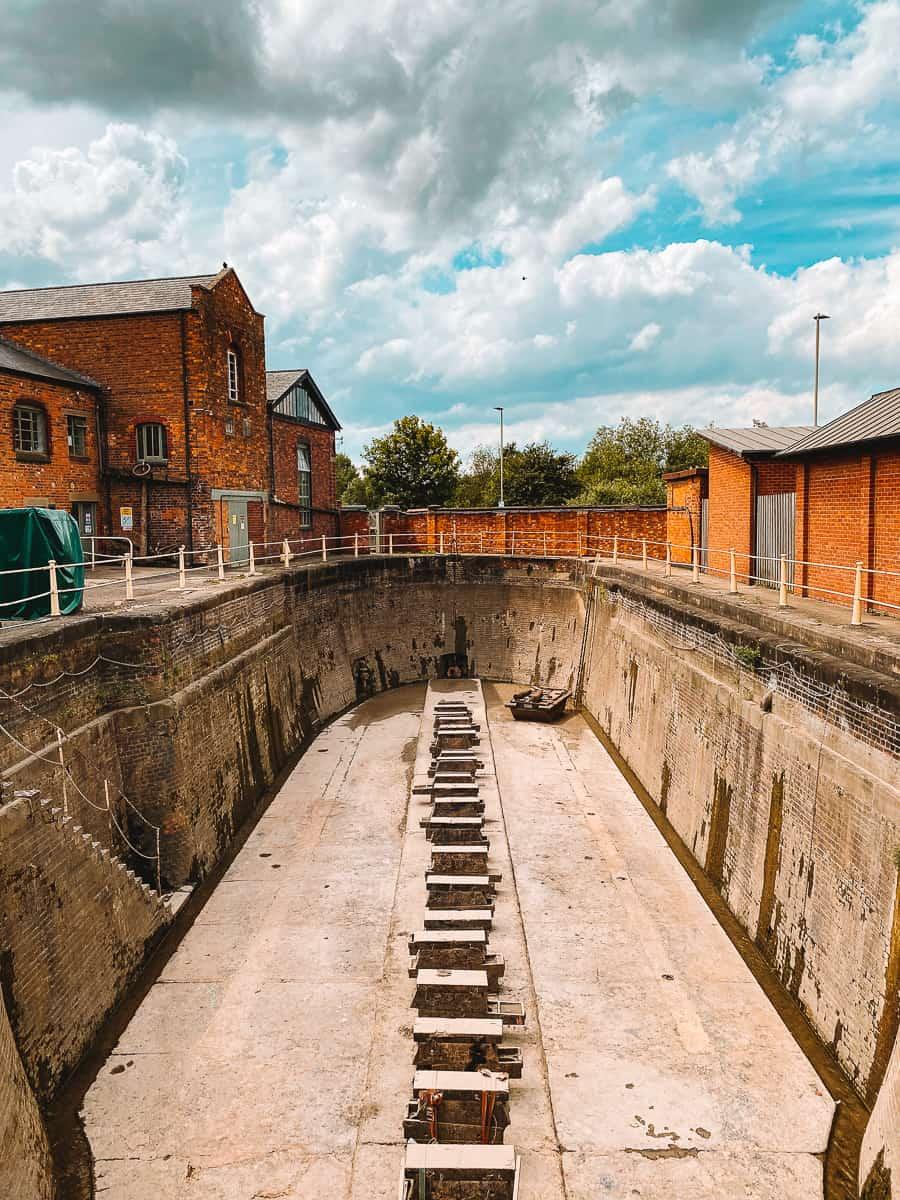 Gloucester Dry docks