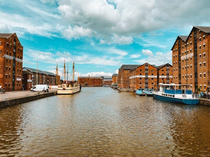 Things to do in Gloucester Docks Main Basin