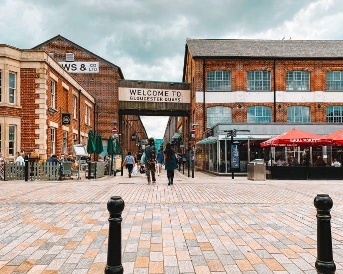Gloucester quays designer outlet