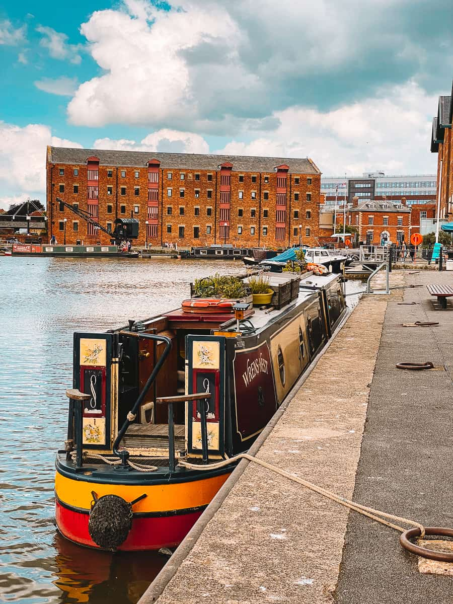 Things to do in Gloucester Docks