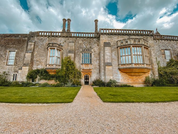 The First photograph location in Lacock Abbey