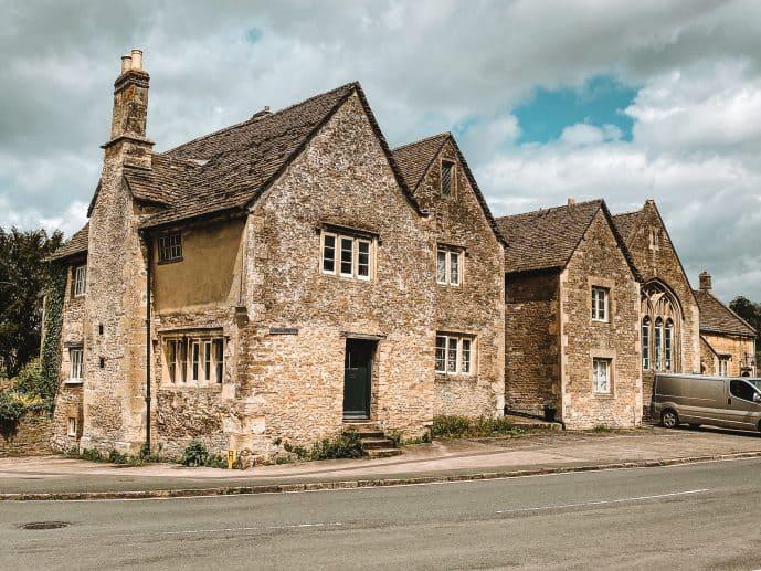 Lacock Village Cotswolds