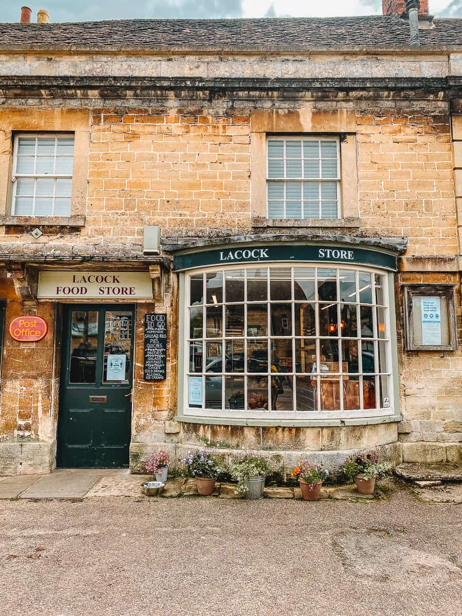 Lacock Post Office and Store