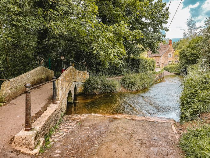 Lacock Old Ford