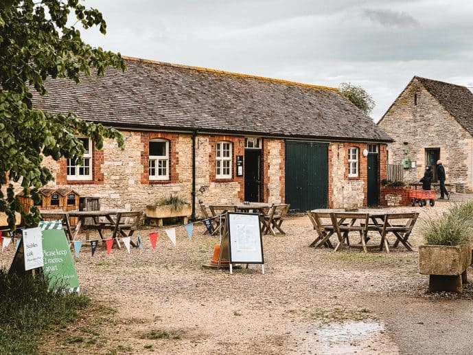 National Trust Horse Stable Tearooms