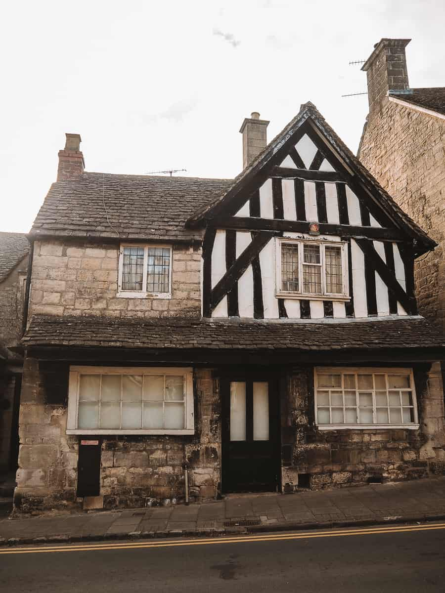 Historic house in Painswick Cotswolds