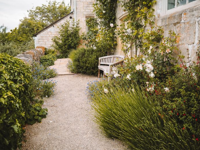 Quaker's House Garden Painswick