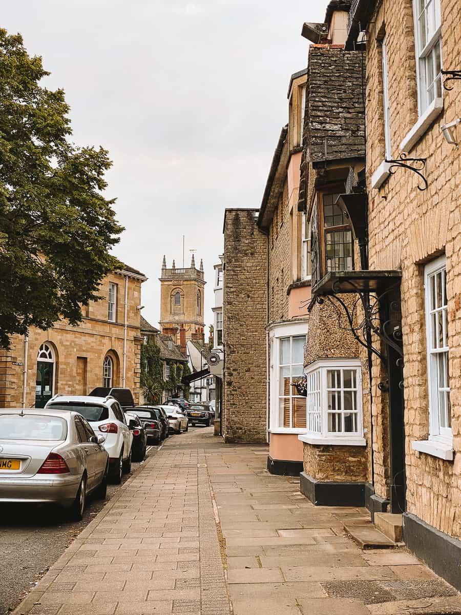 Woodstock UK Cotswolds Oxfordshire