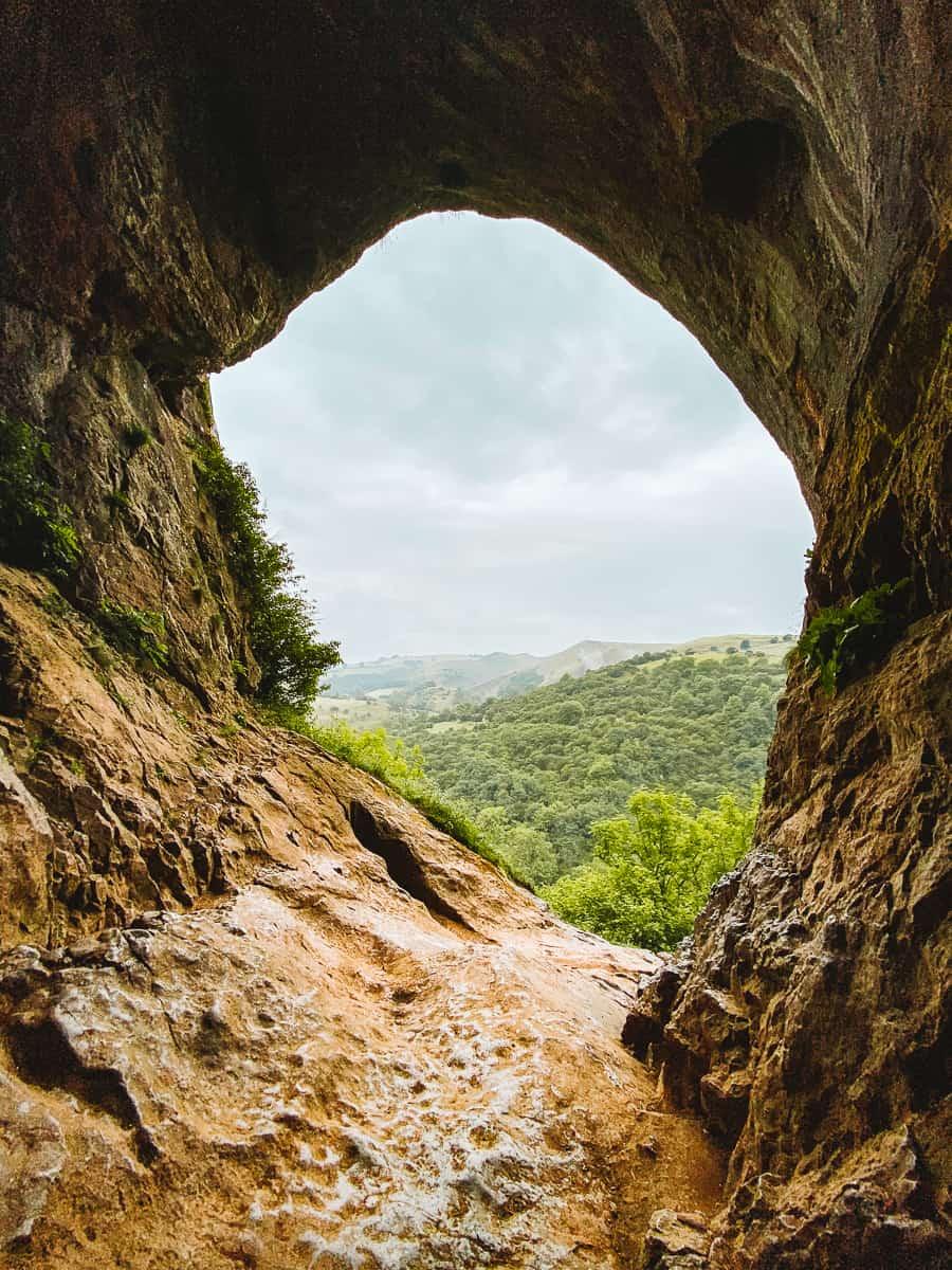 Thor's Cave Peak District