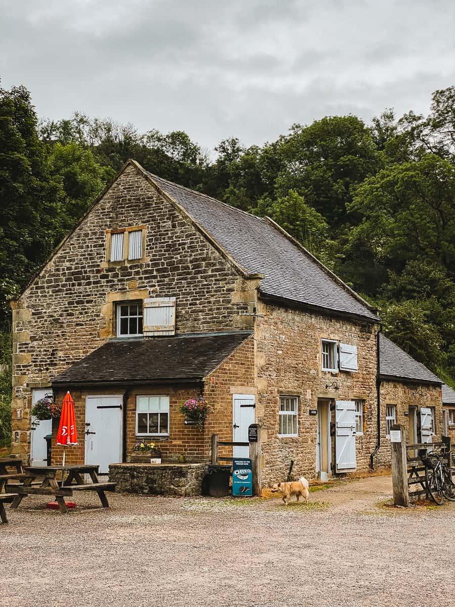 Wetton Mill Tearoom