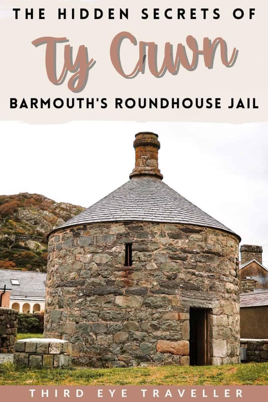 Ty Crwn Barmouth Roundhouse Snowdonia