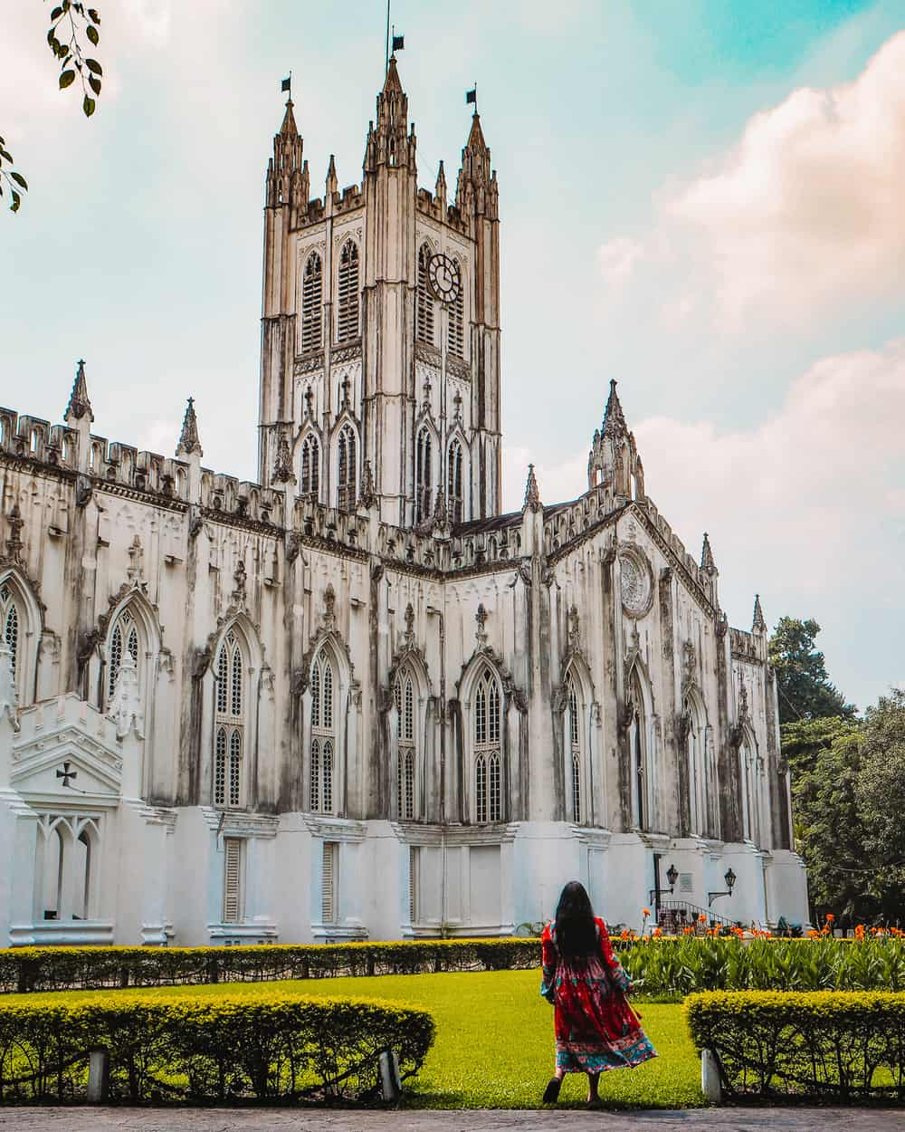 St Paul's Cathedral Kolkata