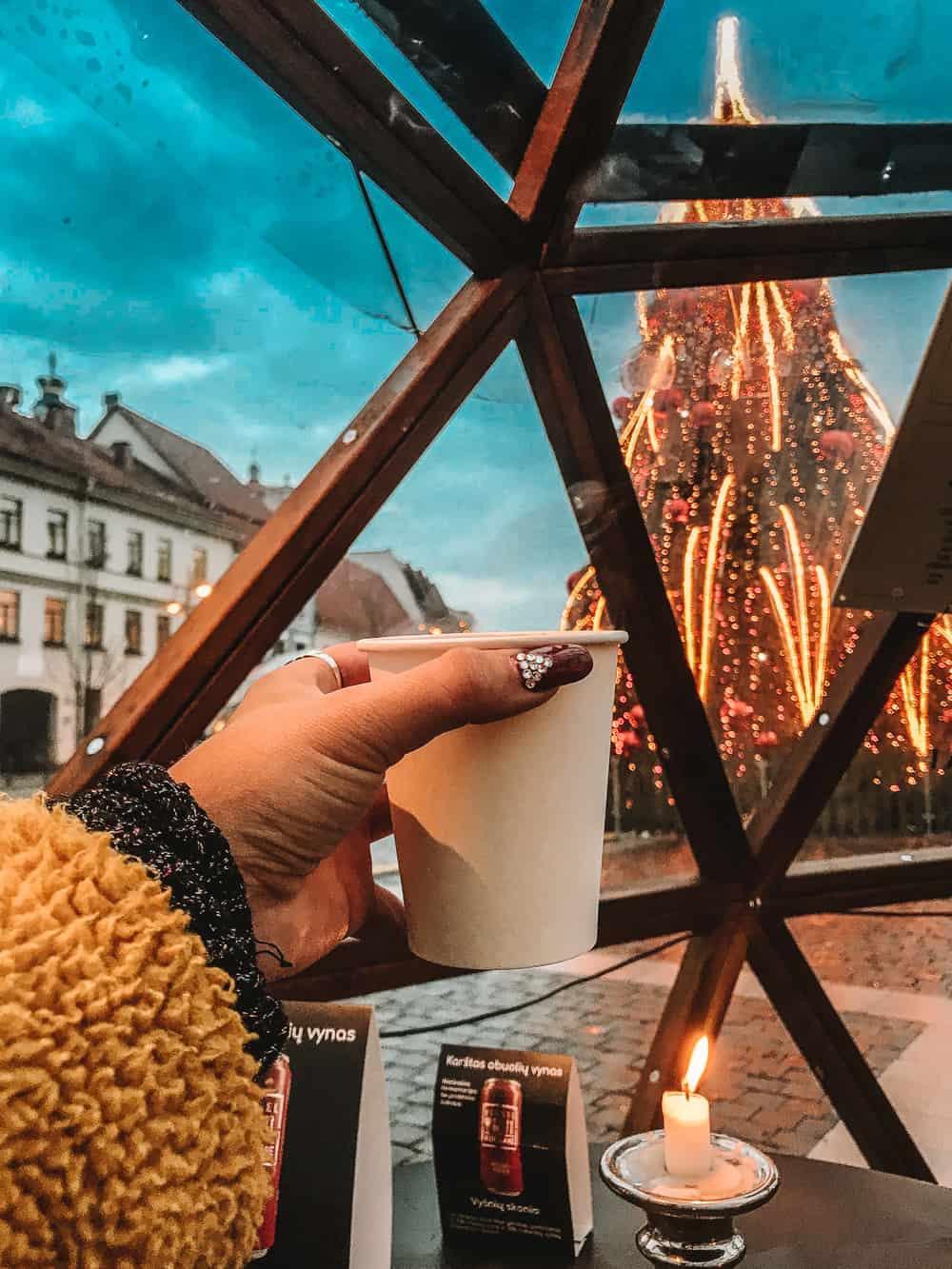 Mulled Wine in Vilnius