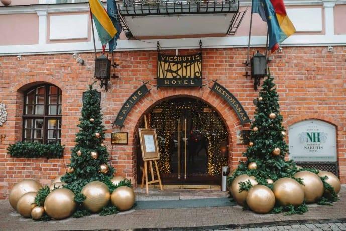 Vilnius at Christmas