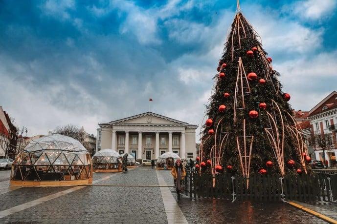 Vilnius Christmas Markets