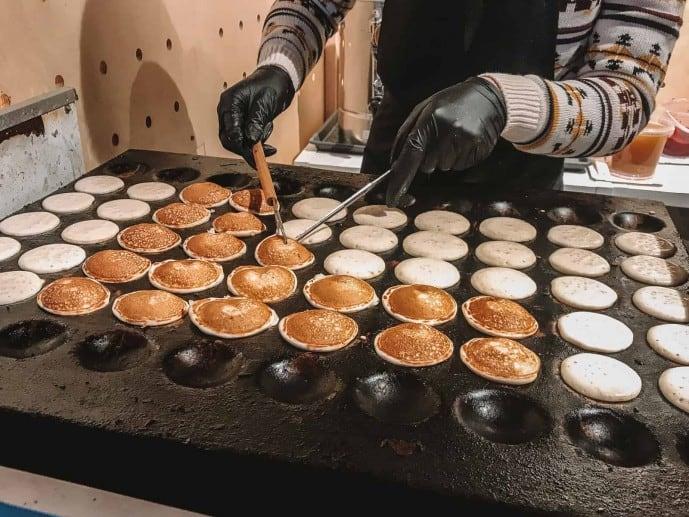Dutch Pancakes Christmas Market