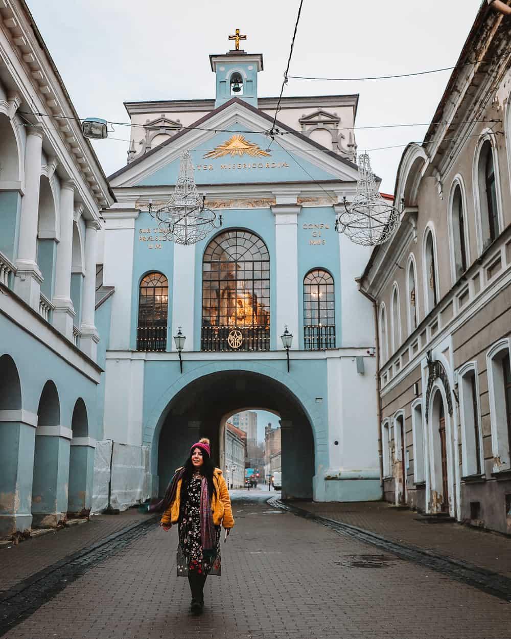 Gate of Dawn Vilnius | Instagram Spots in Vilnius