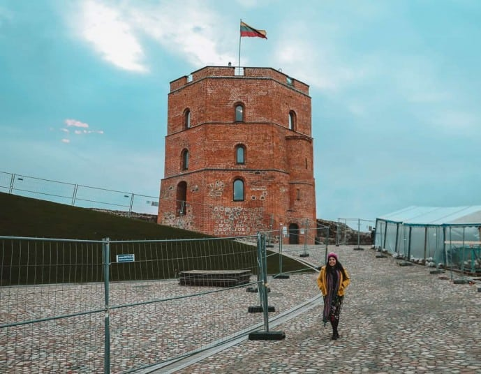 Gediminas Tower | Photo Spots in Vilnius