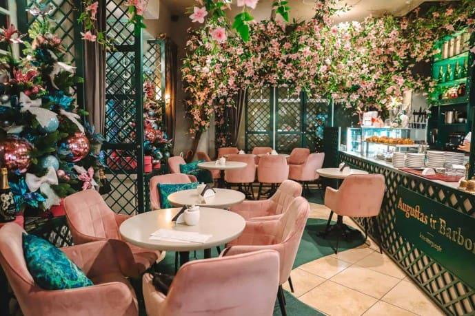 Augustas ir Barbora Love Story Café