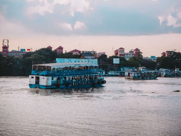 Ganges River Cruise in Kolkata | Vivada Evening Cruise review