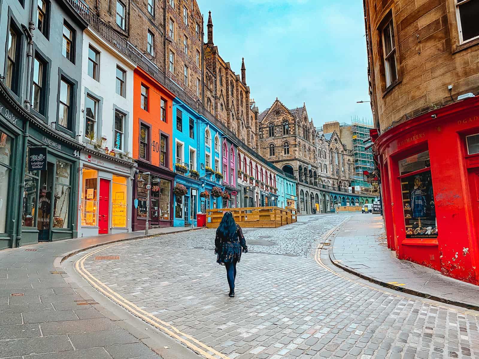 Museum Context Harry Potter Shop Edinburgh