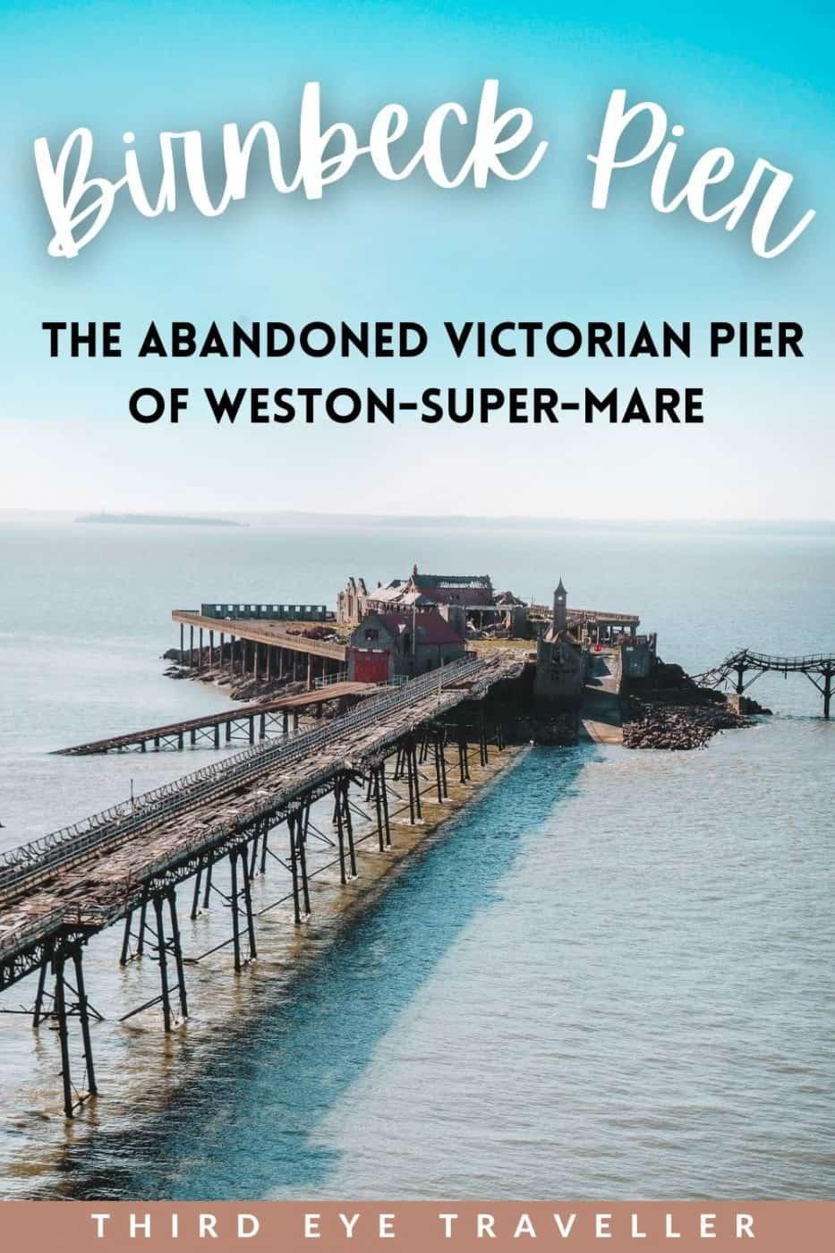 Birnbeck Pier Weston super Mare