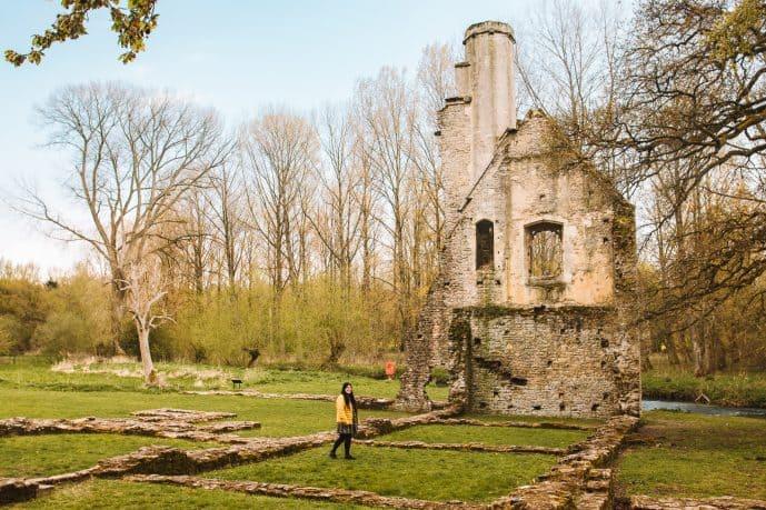 Minster Lovell Hall Ruins