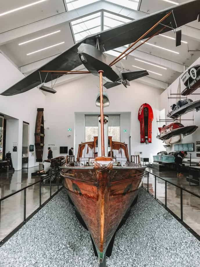 The Windermere Boat Exhibition