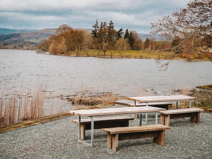 Views from Windermere Jetty Museum