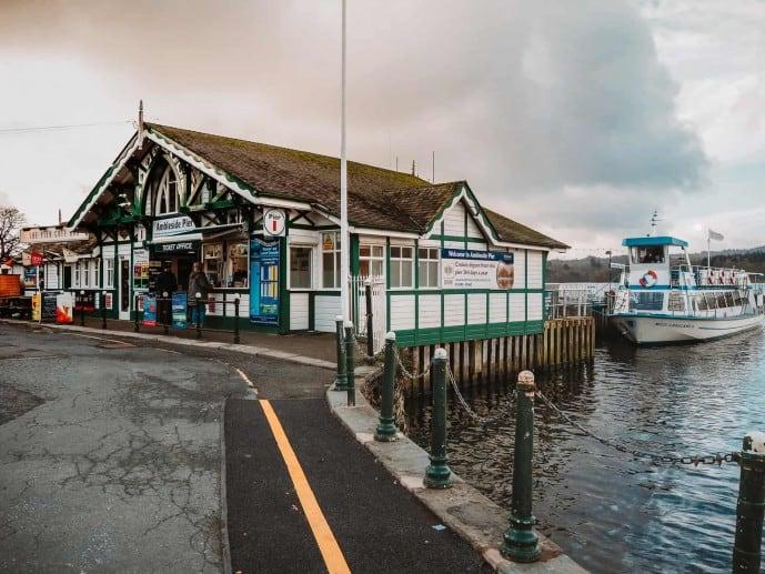 Ambleside Waterhead Pier