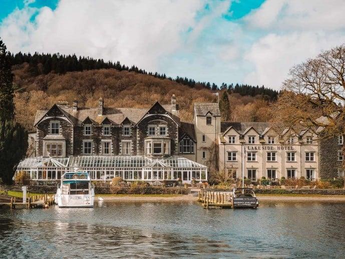 Lakeside Hotel, Lake Windermere