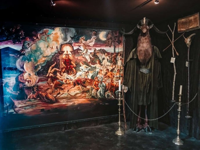 Witchcraft Museum Cornwall