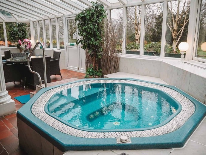 Wordsworth Hotel Jacuzzi